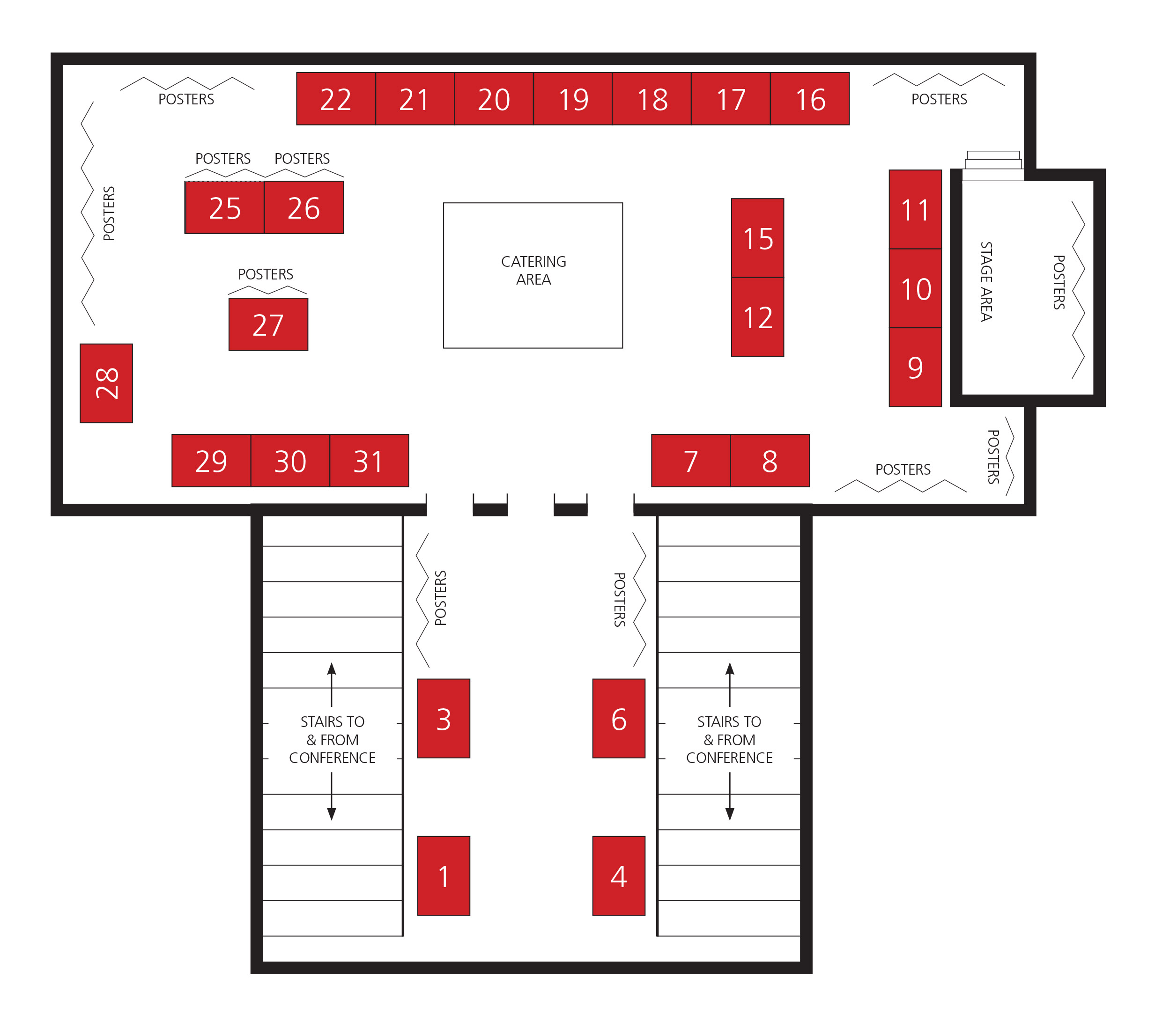 HTC-15 Floorplan